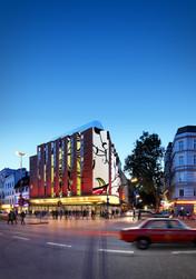 Heiße Ecke in Hamburg, Tim Hupe Architekten
