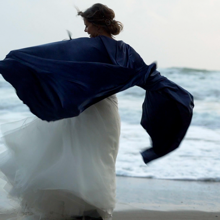 CHRISTINA & BRYONY eloping in Cornwall