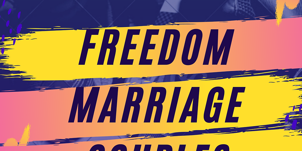Freedom Marriage Couples