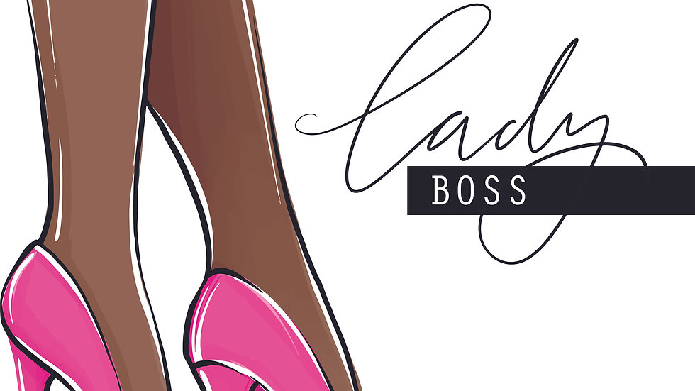 Boss Lady Shoes