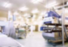 Lebensmittelproduktion-Produktionsanlage
