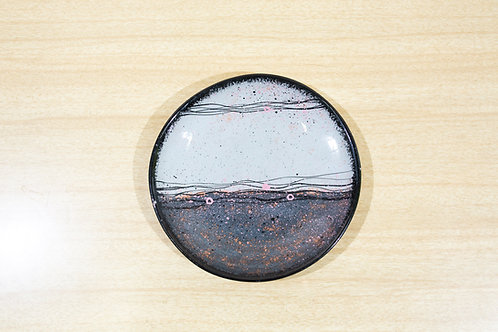 Ede California Pottery Plate