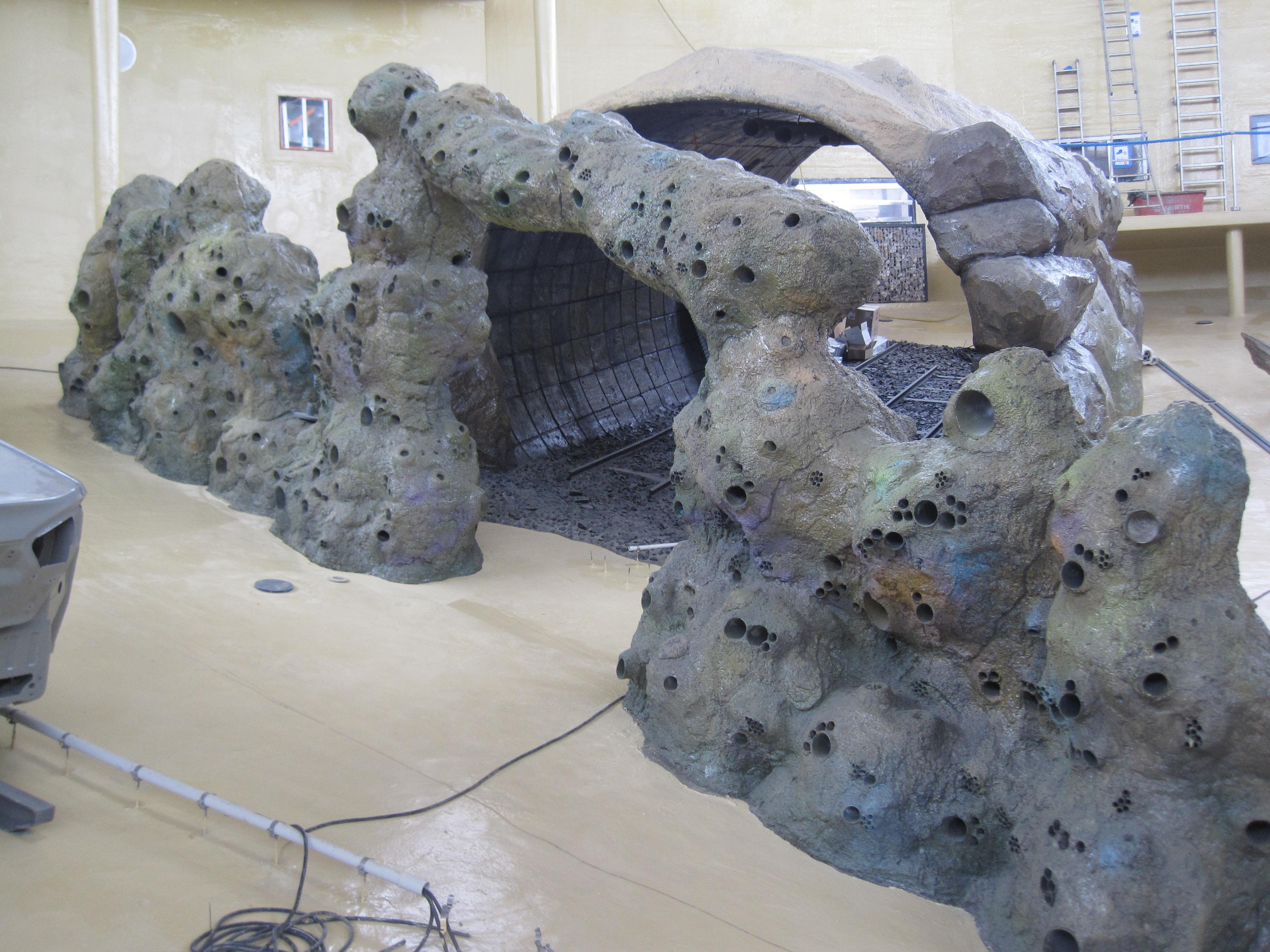 2Create-koraalwand
