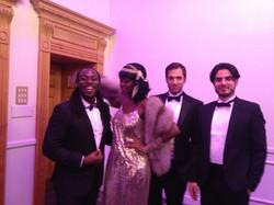 Sewuese and trio