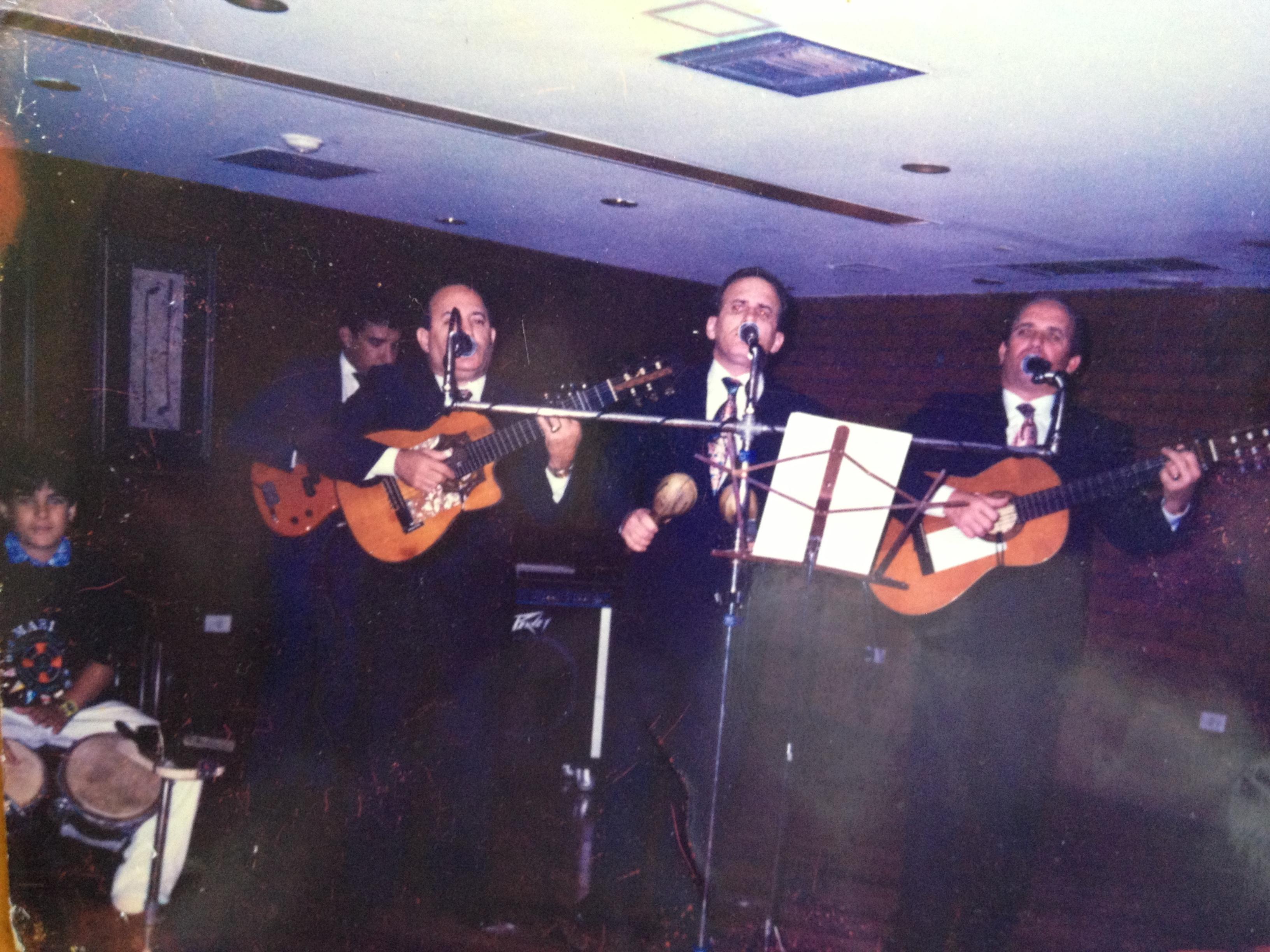 Los Hermanos Rodriguez
