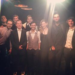 The London Cabaret Club Band
