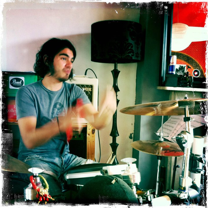 Rehearsal Home studio