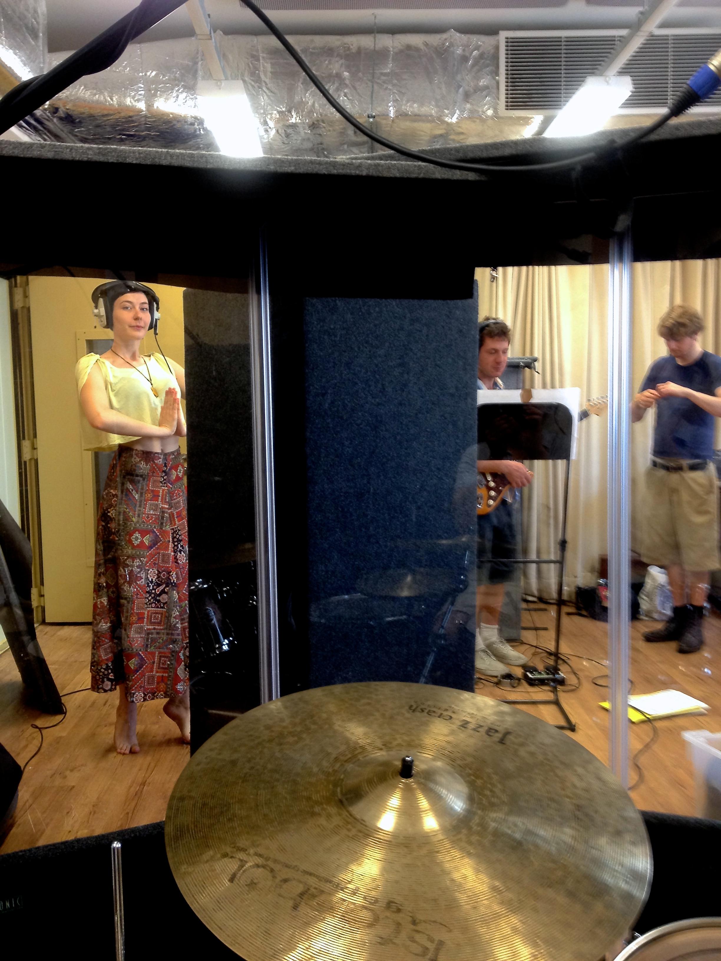 Telajeta Recording