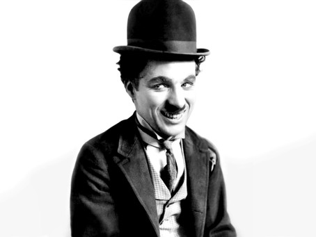 Когда я полюбил себя. (Фрагмент легендарной речи Чарли Чаплина произнесенная им на своем 70-летии)