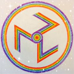 My art of the Antahkarana symbol