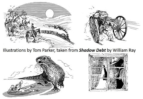 SHADOW DEBT by William Ray