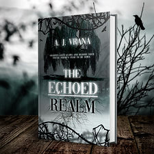 THE ECHOED REALM BY A.J.VRANA