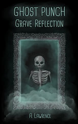 Writing ghost stories for a younger audience by A. Lawrence