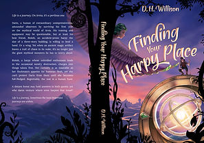 FINDING YOUR HARPY PLACE by D.H. WILLISON
