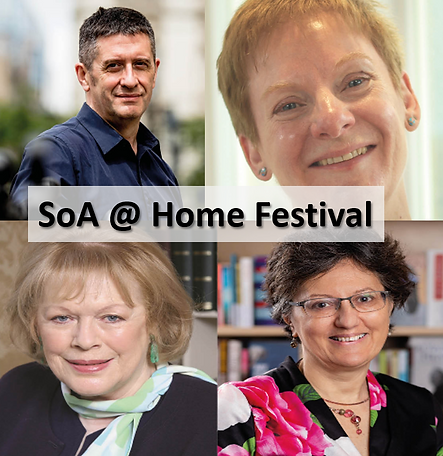 SOCIETY OF AUTHORS FESTIVAL TO HELP WRITERS