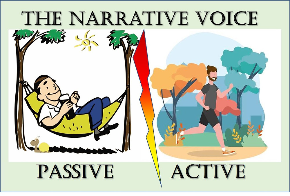 Two forms of narrative storytelling