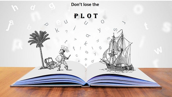 How not to lose the plot!