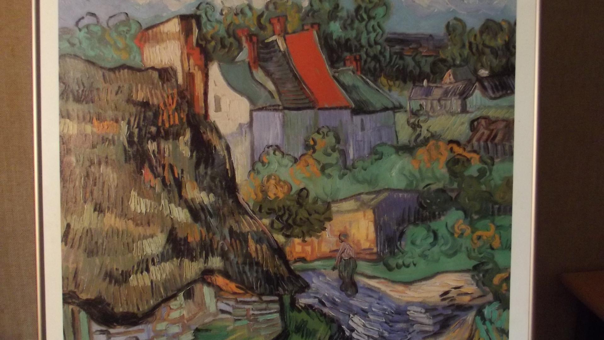 Maisons à Auvers