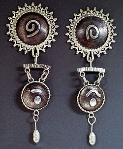 Post Modern Earrings