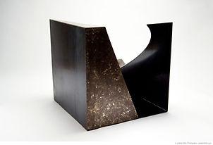 Cube Sculpture Cube Cylinder