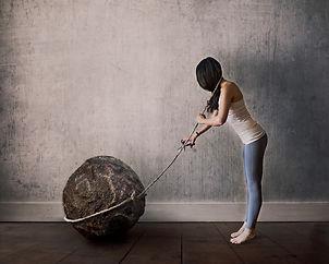 Cutting Ties – Conceptual Fine Art Photography – Lauren Midgley – Wonder+Light, LLC –