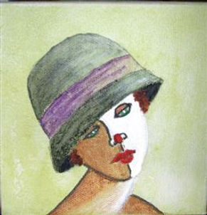 Cloche Clown