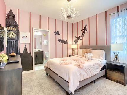 Peter Pan Themed Bedroom