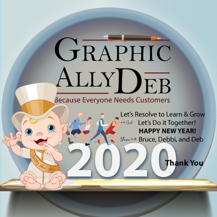 Welcome to 2020- a new Decade!
