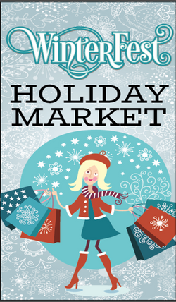Vertical Holiday Market 3x6