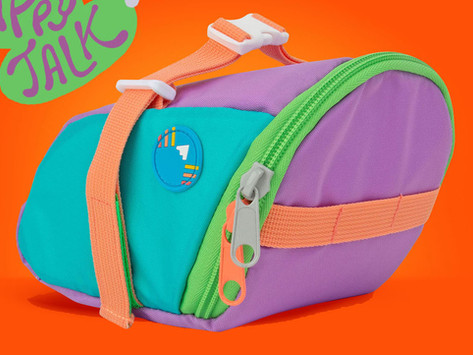 Bike Seat Bags in Your Favorite Color Ways