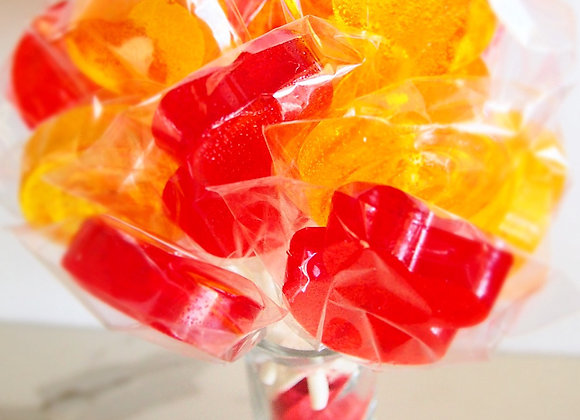 Lollipop hard Candy product view