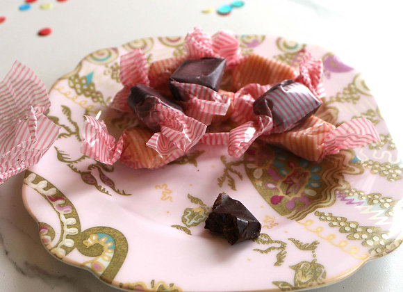 Chocolate Taffy Product View