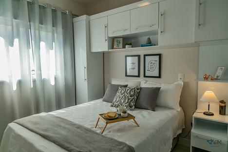 decoração para Airbnb