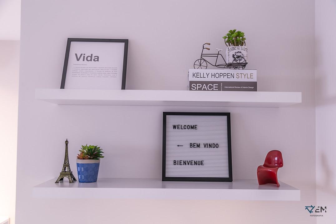Detalhe decoração escritório