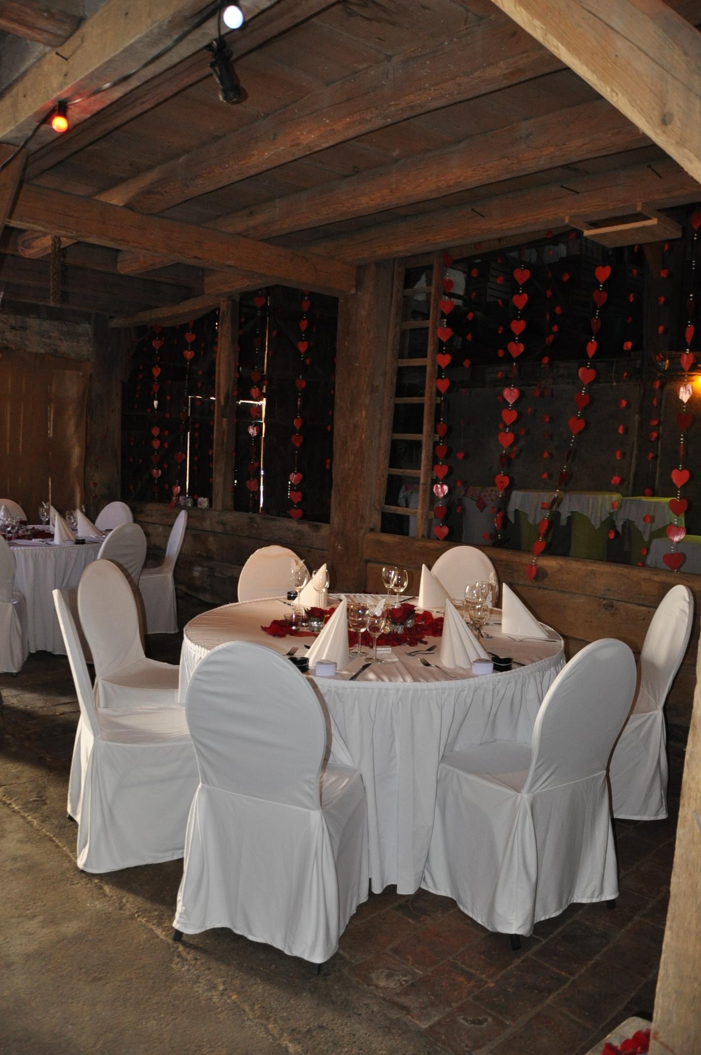 Hochzeit Zuberschüür