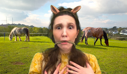 I am a real Horse