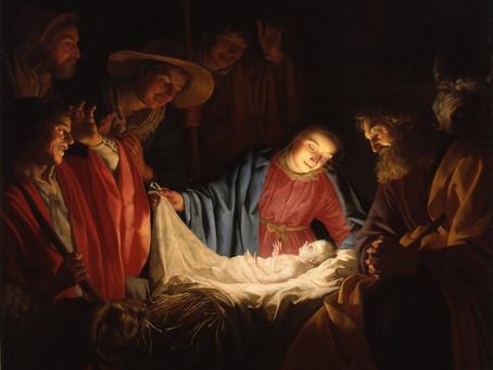 God's Love Shown Through the Birth of Jesus