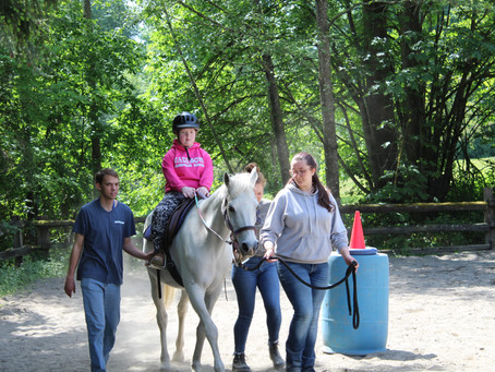 What is Adaptive Riding?