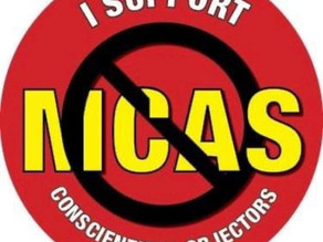 The NBCSOS Supports Conscientious Objectors
