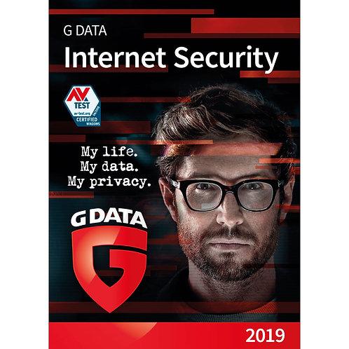 G DATA Internet Security 1PC 12 M -CD OEM