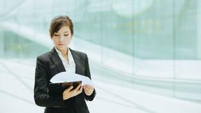 A Challenge Facing Women Climbing the Corporate Ladder