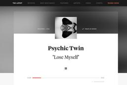 Lose Myself Pitchfork Review