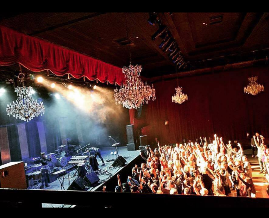 the Fillmore, San Francisco