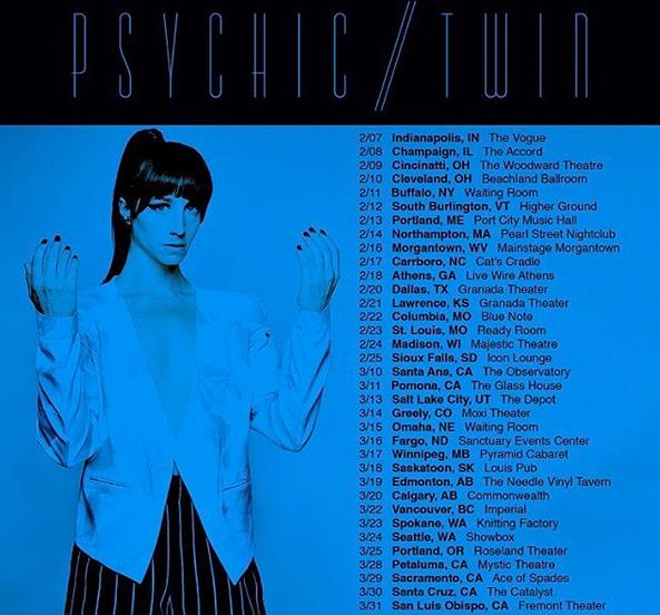 Spring Tour Dates 2017