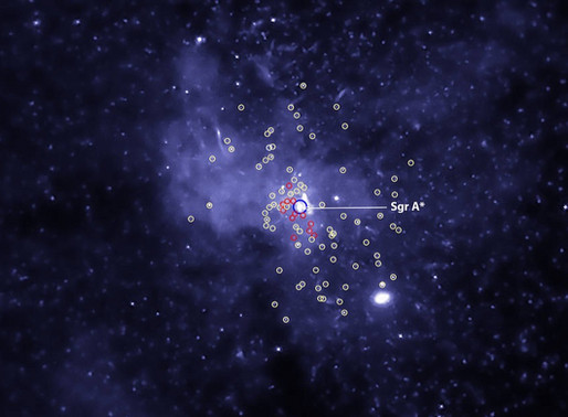 Black Hole in Our Galaxy the Milky Way