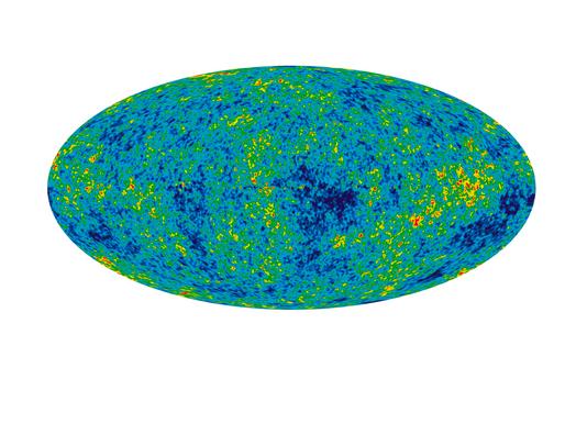 First Image After the Big Bang