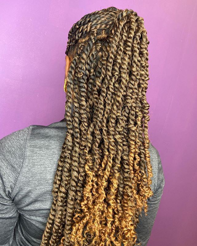 Book your passion twists. Now taking app