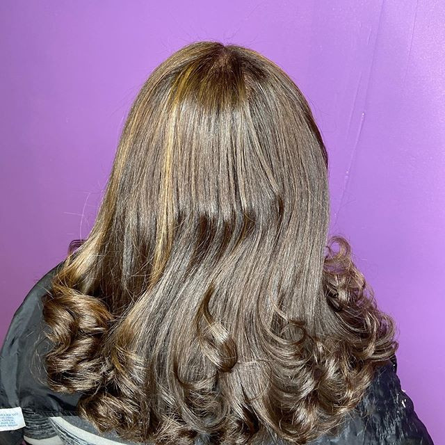 Complete hair transformation with our lo