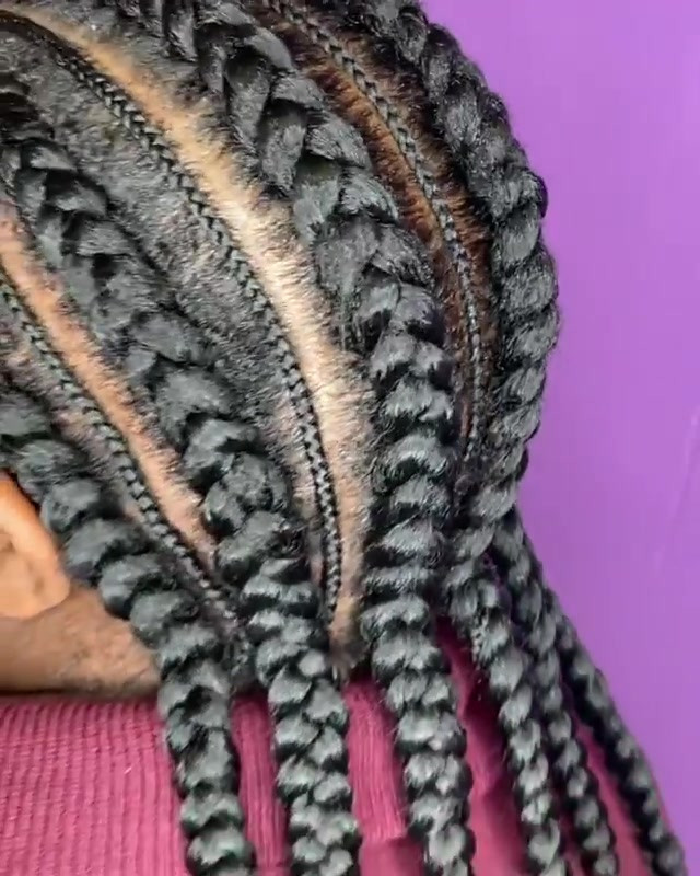 Braids by Vanessa 💜 call now to book yo