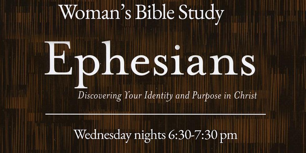 Ephesians Women's Bible Study
